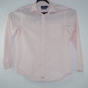 Vineyard Vines Mens Classic Fit Murray Shirt Sz M